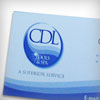 CDL Pools & Spa Business card