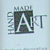 Art Made Hands Business card